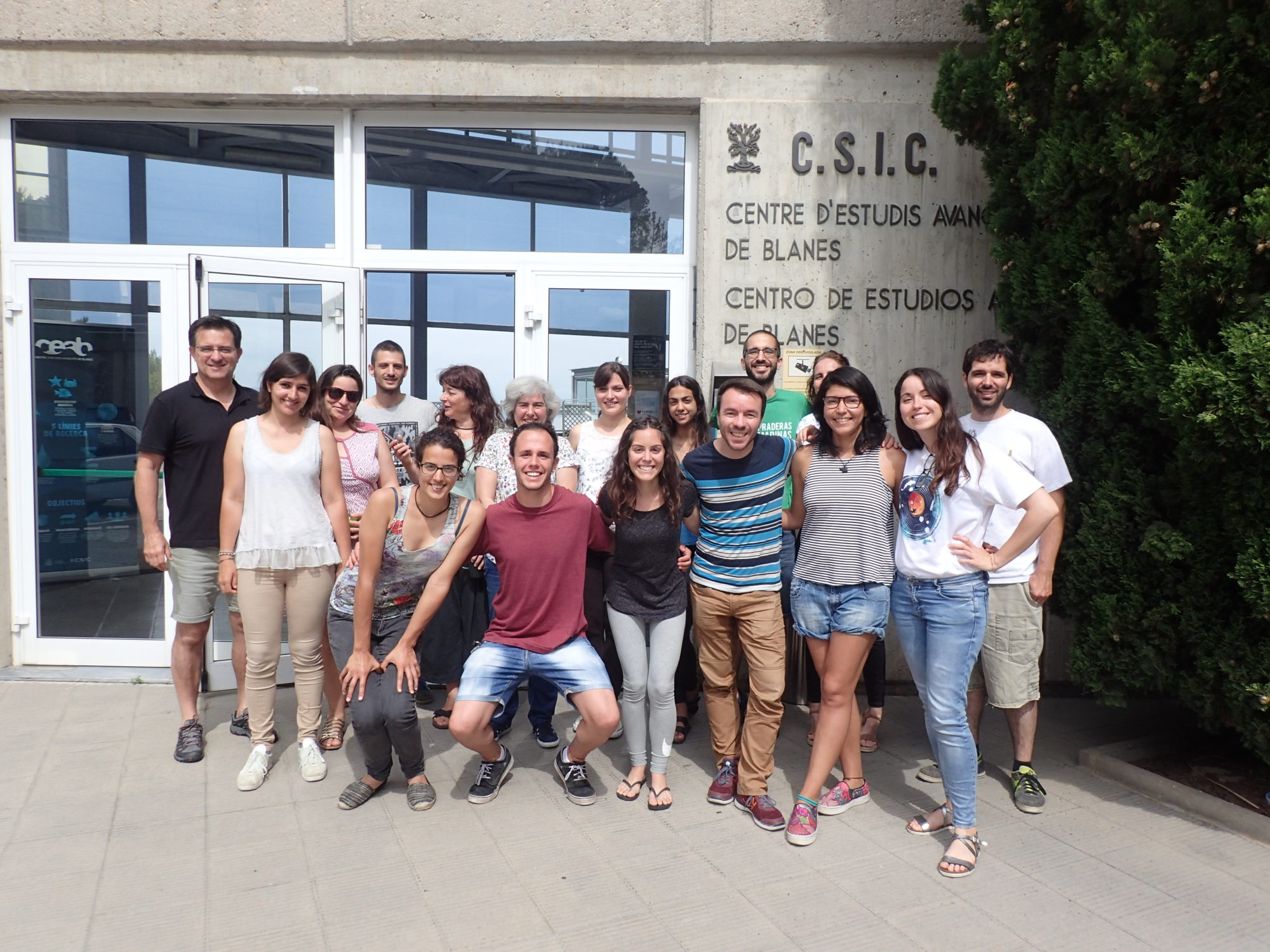 Finaliza El I Curso Científico-técnico De Cuantificación De Carbono Azul